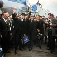 The Beatles Arrive in America
